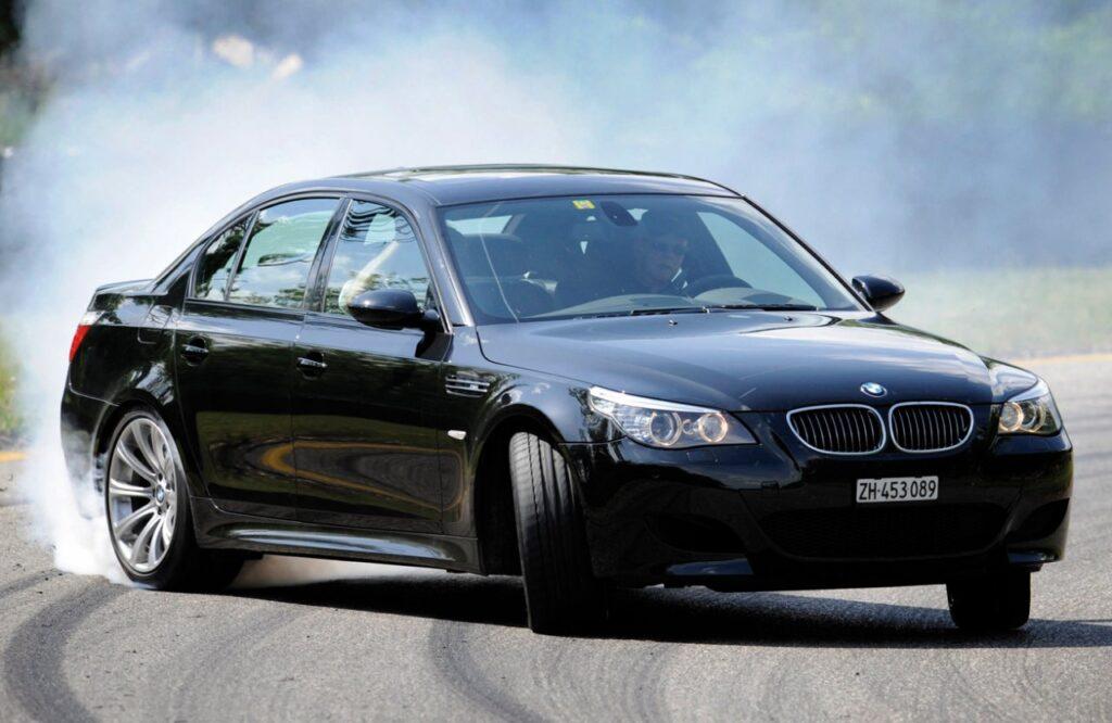Разблокировка АКПП BMW 5 E60